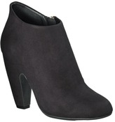 Mossimo Women's Vonnie Shootie Ankle Boot - Black