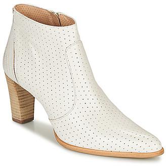 Muratti ROMEOVILLE women's Mid Boots in White