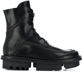 Trippen Relic lace-up boots