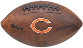 Wilson Chicago Bears Throwback Football