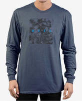 Neff Men's Quad Long-Sleeve Graphic T-Shirt