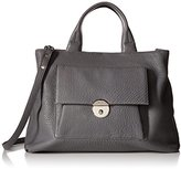 Milly Wythe Tote Convertible Top Handle Bag