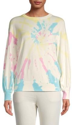 Lea & Viola Tie-Dye Sweater