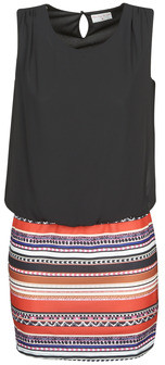 Moony Mood GAZTA women's Dress in Black