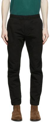 Paul Smith Black Poplin Chino Trousers