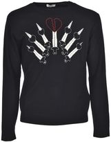 Valentino Love Blade Sweater