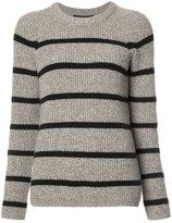 Jenni Kayne cashmere striped jumper