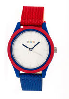 Crayo Pleasant Unisex Multicolor Strap Watch-Cracr3901