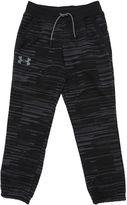 Under Armour Logo Printed Cotton Blend Sweatpants