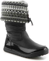 totes Women's Caroline Snow Boot -Black