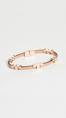 Tory Burch Serif T Wrap Bracelet