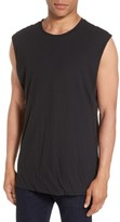 Vince Men's Double Layer Tank
