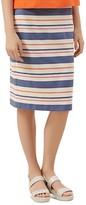 Hobbs London Andara Striped Skirt