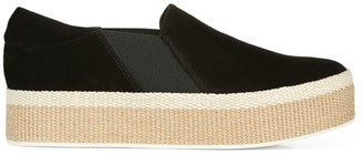 Vince Wilden Slip-On Suede Espadrille Sneakers