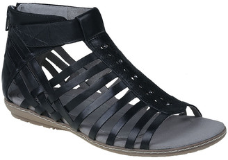 Earth Marconi Leather Gladiator Sandal