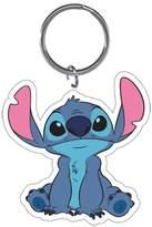 Disney Get Stitches Stitch Laser Keychain