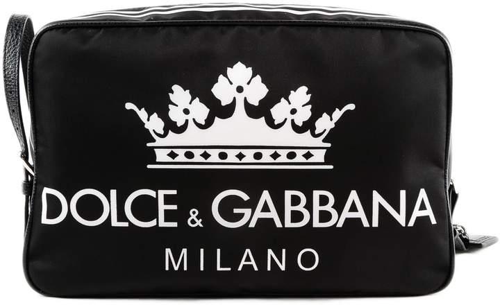 Dolce & Gabbana Logo Pouch