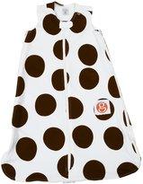Gunamuna Natural Dreams Wearable Blanket - Chocolate - Small