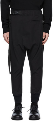 The Viridi-anne Black Repellent Trousers