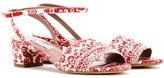 Tabitha Simmons Idabell 40 Printed Sandals