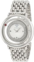 "Versace Women's VFH060013 ""Venus"" Stainless Steel Watch with Link Bracelet"