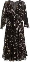 LoveShackFancy Solana Star Fil Coupe Dress