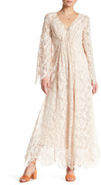 Free People Bell Lace Maxi Dress