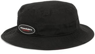 Ground Zero Slogan Embroidered Hat