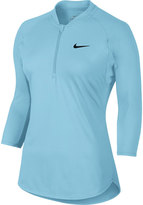 Nike Women's Court Dry Pure Tennis Top