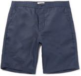 Oliver Spencer - Linen Drawstring Shorts