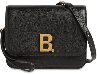 Balenciaga Bdot Leather Shoulder Bag