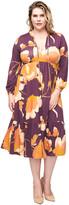 Rachel Pally Kaemon Dress WL Print
