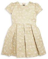 Oscar de la Renta Toddler's, Little Girl's & Girl's Jacquard Party Dress