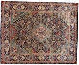 "One Kings Lane Vintage Historic Persian Rug - 10'0"" x 12'6"" - Apadana - blue"