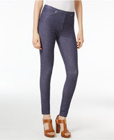 MICHAEL Michael Kors Dot Printed Leggings