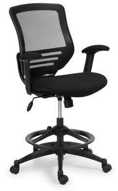 Nessa Symple Stuff Drafting Chair Symple Stuff