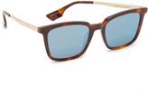 McQ by Alexander McQueen Alexander McQueen Rectangle Sunglasses