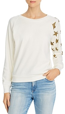 Wildfox Couture Fiona Falling Stars Sweatshirt