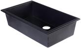 Alfi Rectangular Undermount Composite Kitchen Sink
