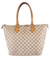 Louis Vuitton Vuitton Damier Azur Saleya MM