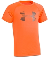 Under Armour Boys' Performance Tee - Little Kid
