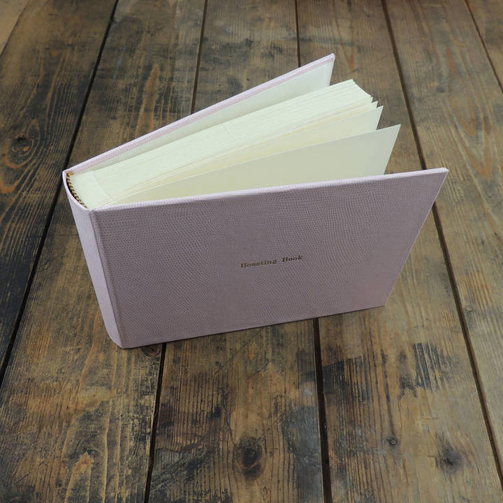 Able Labels Boasting Book Photo Album