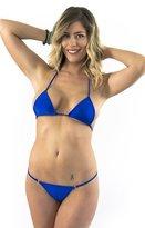 Lena Style Triangle Exotic Swimwear Hot Sexy Micro Bikini with G String
