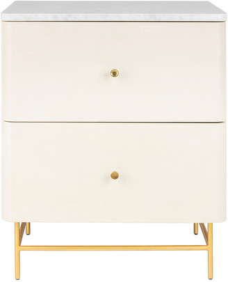 Safavieh Couture Channing 2 Drawer Nightstand