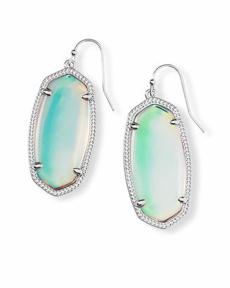 Kendra Scott Elle Drop Earrings in Silver