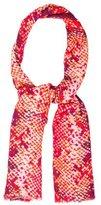 Diane von Furstenberg Printed Woven Shawl