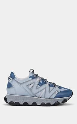 Lanvin Men's Leather Sneakers - Lt. Blue