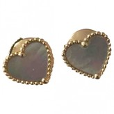 Van Cleef & Arpels Sweet Alhambra Gold Yellow gold Earrings