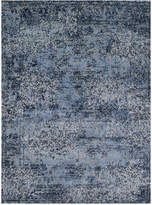 "Loloi Viera VR-06 Light Blue/Grey 3'10"" x 5'7"" Area Rug"
