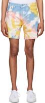Levi's Levis Multicolor Denim 501 93 Shorts